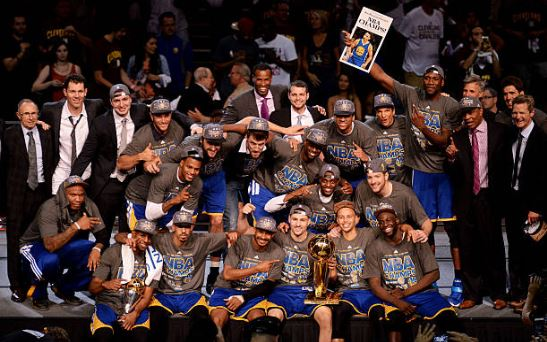 NBAファイナル 歴代優勝チーム
